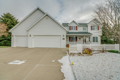 Bismarck Single Family Home For Sale: 2533 Sharps Place