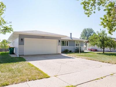 Bismarck Single Family Home For Sale: 1237 Columbia Dr