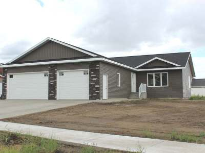 Bismarck Single Family Home For Sale: 3721 High Meadows Ci