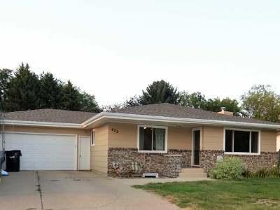Bismarck Single Family Home For Sale: 422 Denver Av E