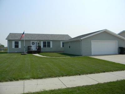 Mandan Single Family Home For Sale: 4606 34th Ave NW