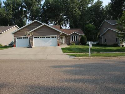 Mandan Single Family Home For Sale: 3434 Heartwood Dr