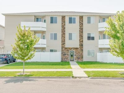 Bismarck ND Condo/Townhouse For Sale: $169,000