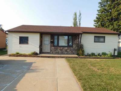 Mandan Single Family Home For Sale: 206 12 St NW