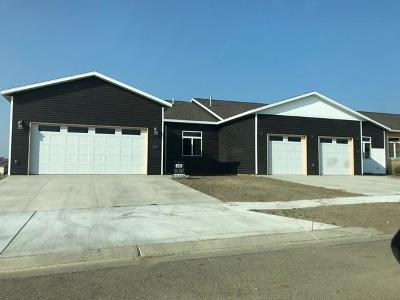 Bismarck ND Condo/Townhouse For Sale: $325,900