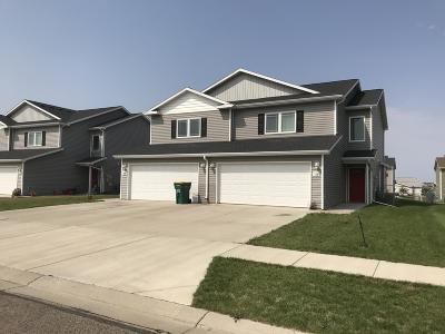 Bismarck ND Condo/Townhouse For Sale: $214,990