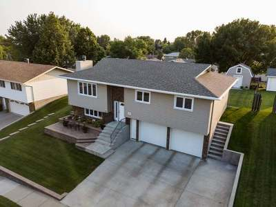 Bismarck Single Family Home For Sale: 808 32 St N