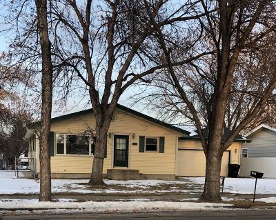 Bismarck Single Family Home For Sale: 1339 Columbia Dr