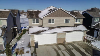 Mandan Single Family Home For Sale: 2439 Water Park Lp SE