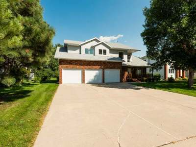 Bismarck Single Family Home For Sale: 2811 Domino Drive