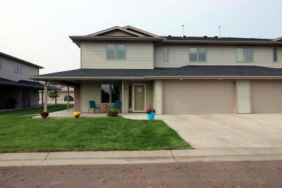 Bismarck Condo/Townhouse For Sale: 726 Compass Ln