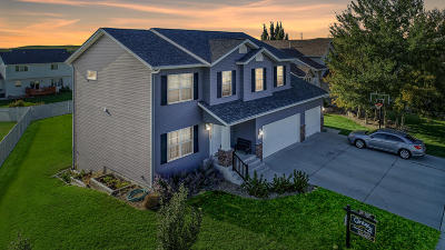 Bismarck ND Single Family Home For Sale: $398,500