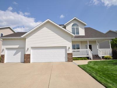 Bismarck Single Family Home For Sale: 4815 Fountainblue Drive