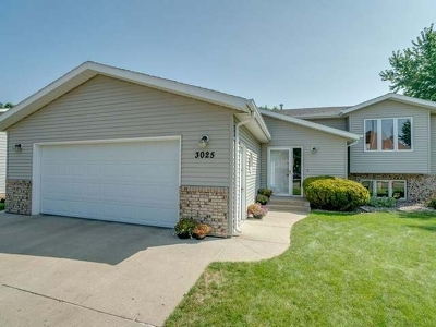 Bismarck Single Family Home For Sale: 3025 Manchester Street