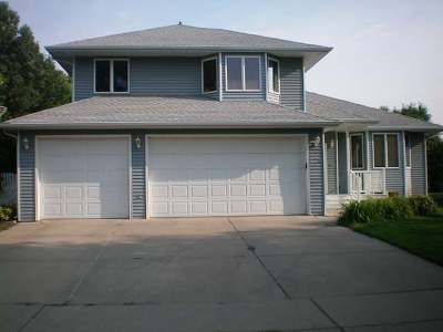 Bismarck Single Family Home For Sale: 526 Munich Drive