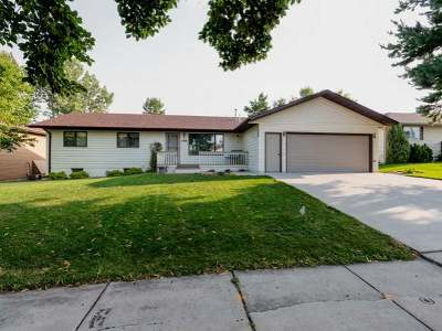 Bismarck Single Family Home For Sale: 1424 Territory Drive