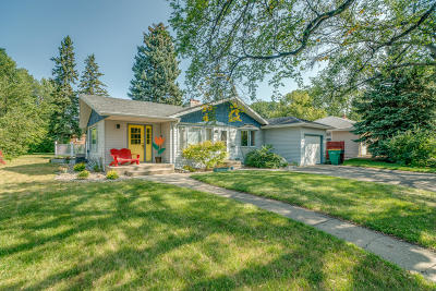 Bismarck Single Family Home For Sale: 226 Boulevard Ave W Avenue