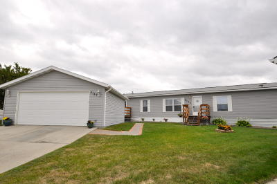 Bismarck Single Family Home For Sale: 5137 Sumter Circle