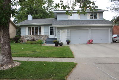 Bismarck Single Family Home For Sale: 1978 N 20th Street