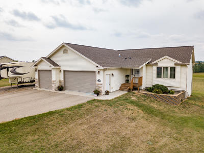 Bismarck Single Family Home For Sale: 6529 Copper Ridge Lane