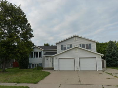 Bismarck ND Single Family Home Sold: $279,900