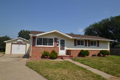 Bismarck Single Family Home For Sale: 414 Shady Lane