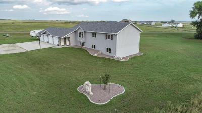 Bismarck Single Family Home For Sale: 8819 Harvest Hills Drive