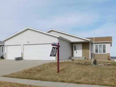Bismarck Single Family Home For Sale: 3115 Roosevelt Drive