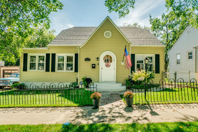 Bismarck Single Family Home For Sale: 415 West Broadway Ave Avenue