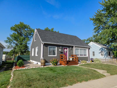 Bismarck Single Family Home For Sale: 1012 Lake Ave Avenue