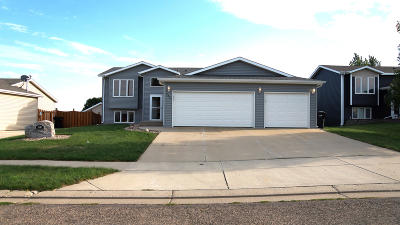 Bismarck Single Family Home For Sale: 4807 Kost Drive