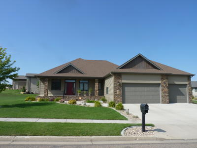 Bismarck ND Single Family Home For Sale: $539,900