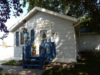 Mandan Single Family Home For Sale: 208 3 Ave Sw Avenue SW