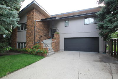 Bismarck Single Family Home For Sale: 1601 Columbia Drive