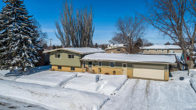 Bismarck Single Family Home For Sale: 222 E Owens Avenue
