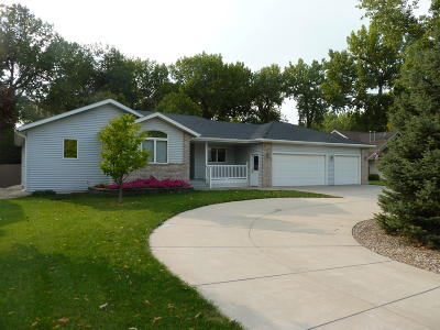 Mandan ND Single Family Home For Sale: $329,900