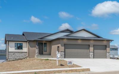 Bismarck Single Family Home For Sale: 4718 Grey Hawk Lane