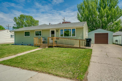 Bismarck Single Family Home For Sale: 2009 5th Street