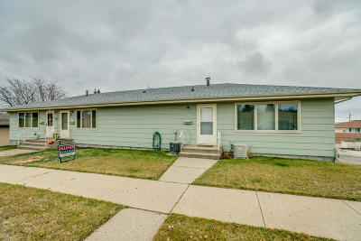 Bismarck Single Family Home For Sale: 2617 E Ave F E
