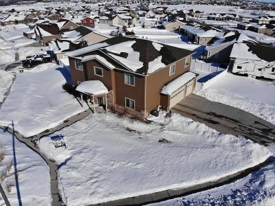 Bismarck Single Family Home For Sale: 2001 Pebbleview Loop