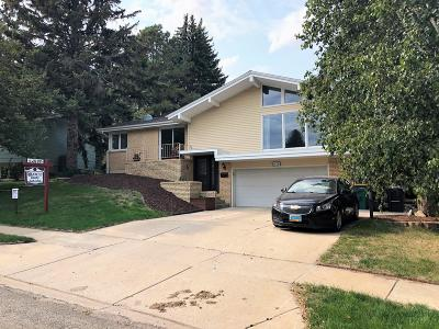 Bismarck Single Family Home For Sale: 1136 Pioneer Drive