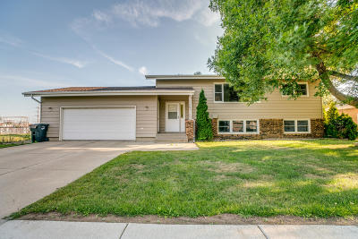 Bismarck Single Family Home For Sale: 827 Wachter Avenue E