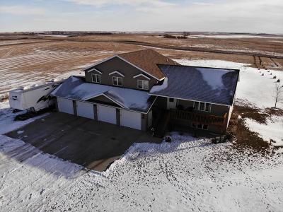 Bismarck Single Family Home For Sale: 9003 Prairie Hills Drive