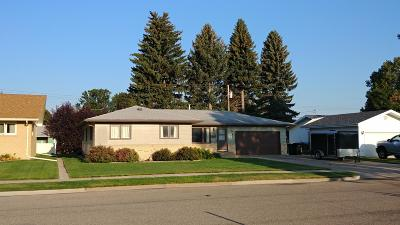 Bismarck ND Single Family Home For Sale: $235,000