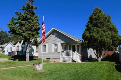 Mandan Single Family Home For Sale: 206 12th Avenue NW