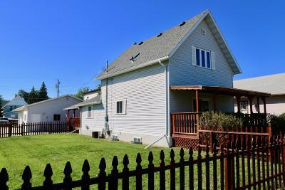Mandan Single Family Home For Sale: 107 4th Avenue NE