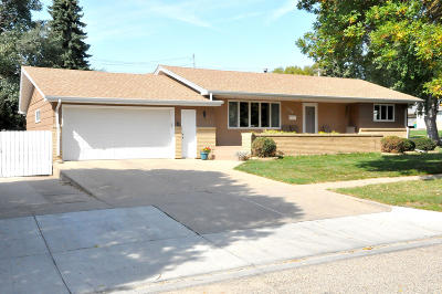 Bismarck Single Family Home For Sale: 1226 19th Street