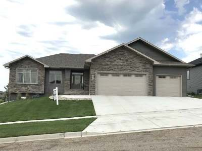 Bismarck Single Family Home For Sale: 3616 Valley Drive