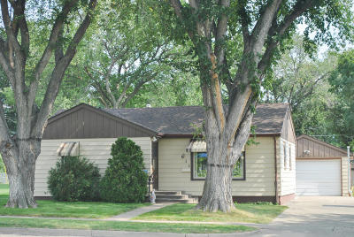 Bismarck Single Family Home For Sale: 611 N 23rd Street Street