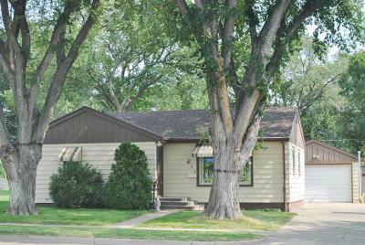 Bismarck Single Family Home For Sale: 611 N 23rd Street Street